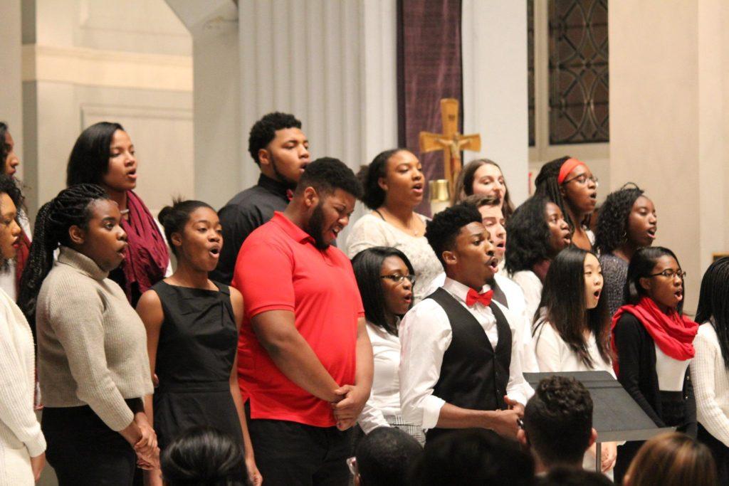 Georgetown University Gospel Choir