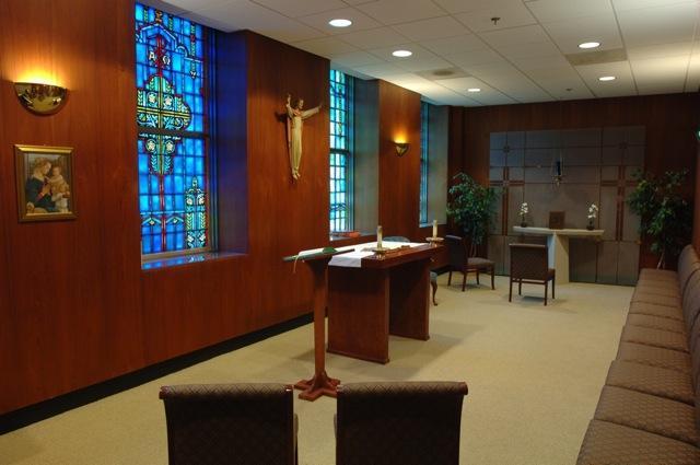 St. Ignatius Chapel
